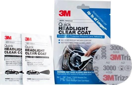 3M ヘッドライト用クリアコーティング剤 39173