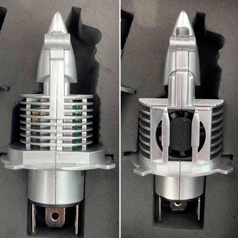 h4 ledヘッドライト交換