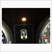 ABS警告灯、点灯❗️
