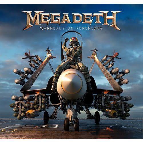 Megadeth最高!
