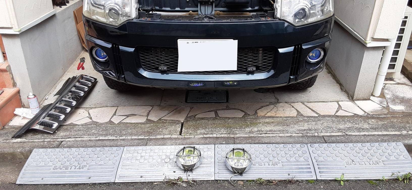 ユーザー車検~