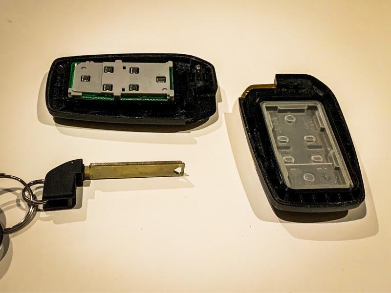 スマートキー(タイプB)の電池交換‼️