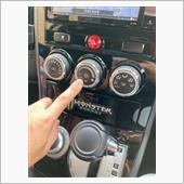 AC連動マニュアル設定もAC長押し操作で、<br /> マニュアル設定可能👍