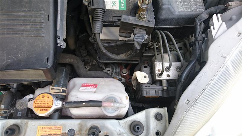 助手席側エンジンマウント交換