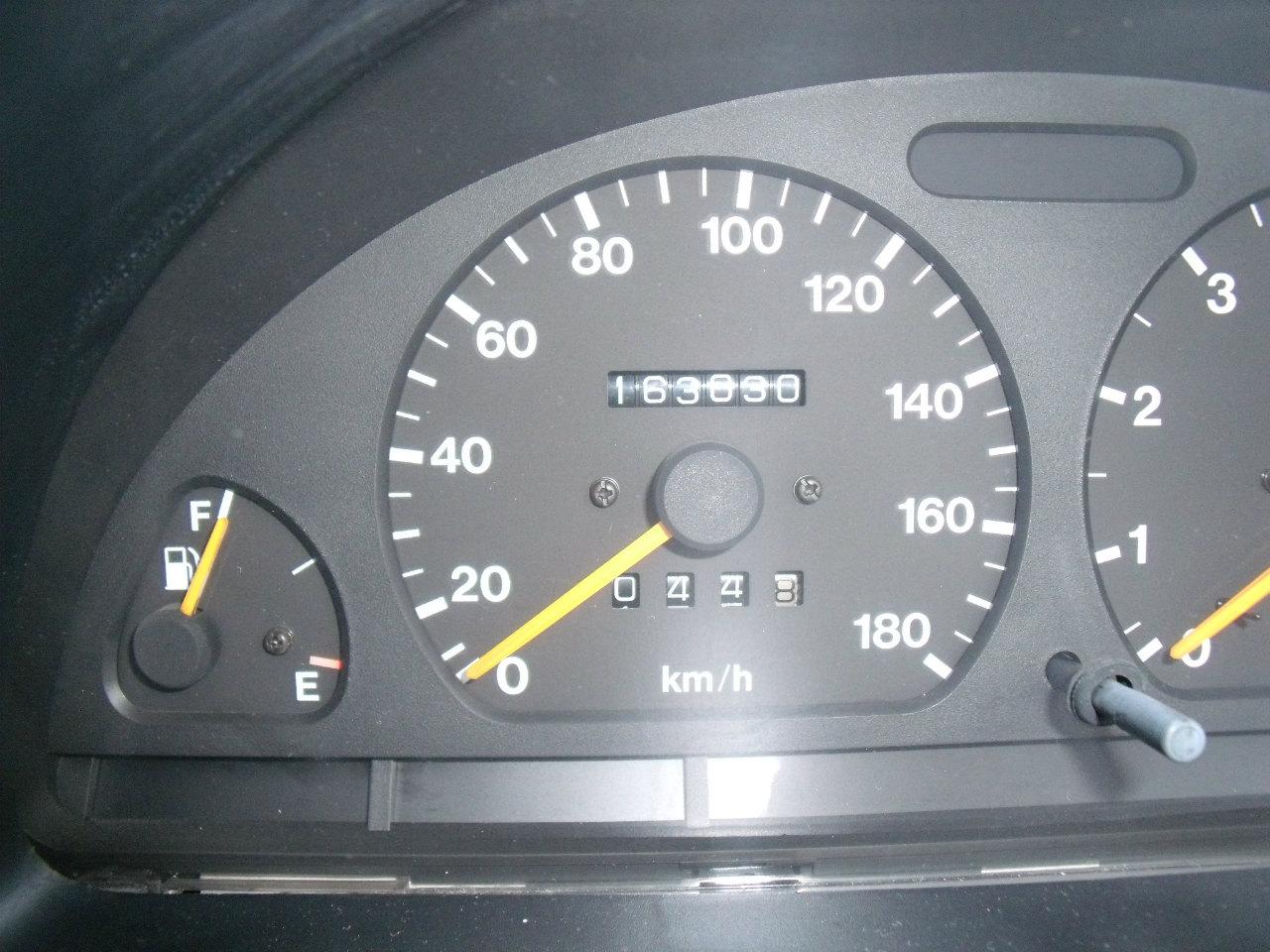 エンジンオイル交換(163,030km時点)