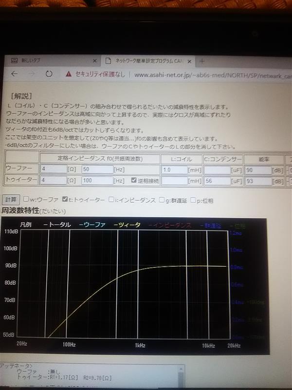 HERTZ H8 DSP  ツイーター編2