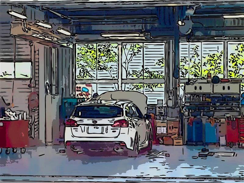 2回目車検(60ヶ月)・各種メンテ作業【備忘録】