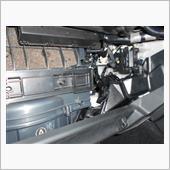 エアコンモードサーボのメンテの画像