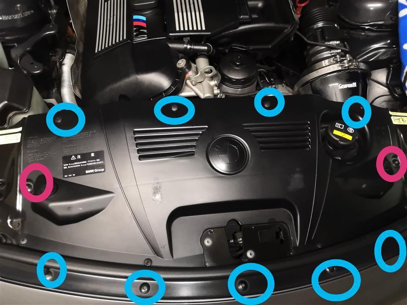 カムシャフトポジションセンサー 排気側 交換