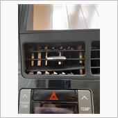エアコンルーバー交換😊の画像