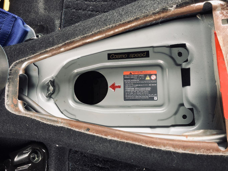 日産リーフ 駆動バッテリーの温度対策