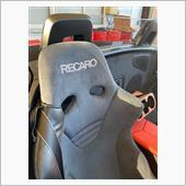 RECARO RS-Gアルカンターラ<br /> M3.M4からZ4に…
