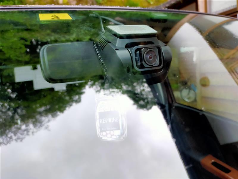 ドライブレコーダー Crosstour CR900