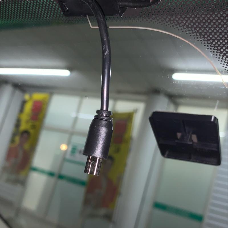 apeman C550(ドラレコ)取付