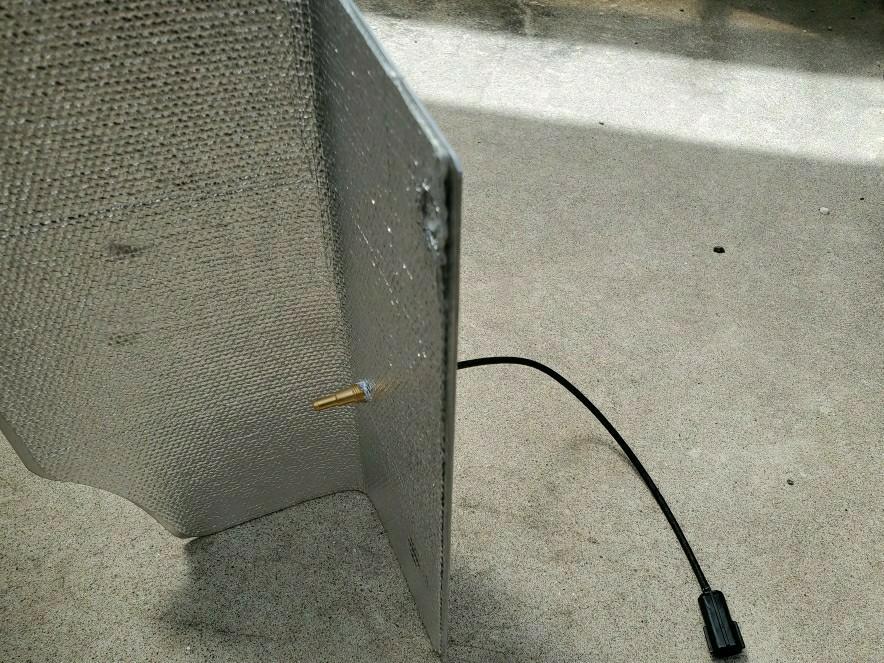 吸気温度センサー取り付け✨