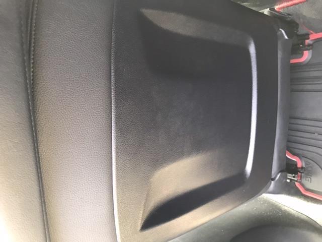 取付前です<br /> シートからの取り外しはカバー下部の2か所のピンを抜き、下に下げると外れます