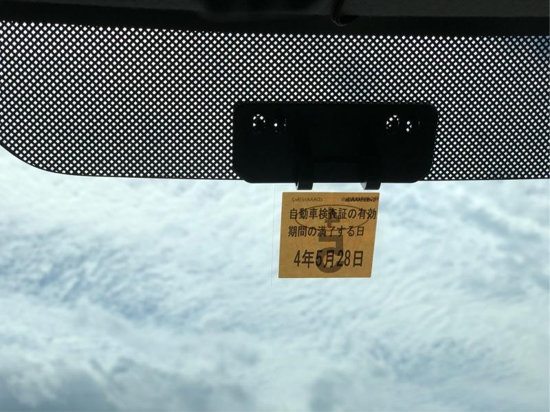 コムテック ドライブレコーダー ZDR-012 取り付け