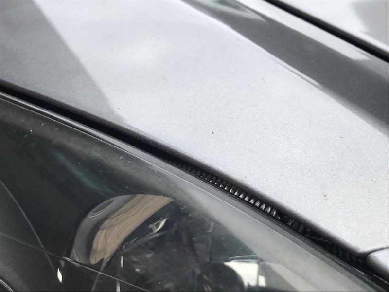 ヘッドライト周りのシール補修