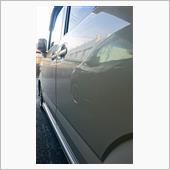 洗車してからCCウォーターゴールド施工。<br /> 艶々で写り込みが凄い。