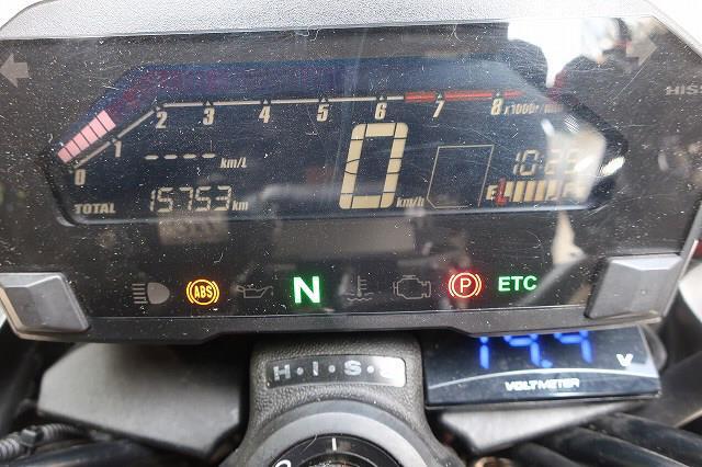 NC750Sのタイヤ交換(1回目)♪
