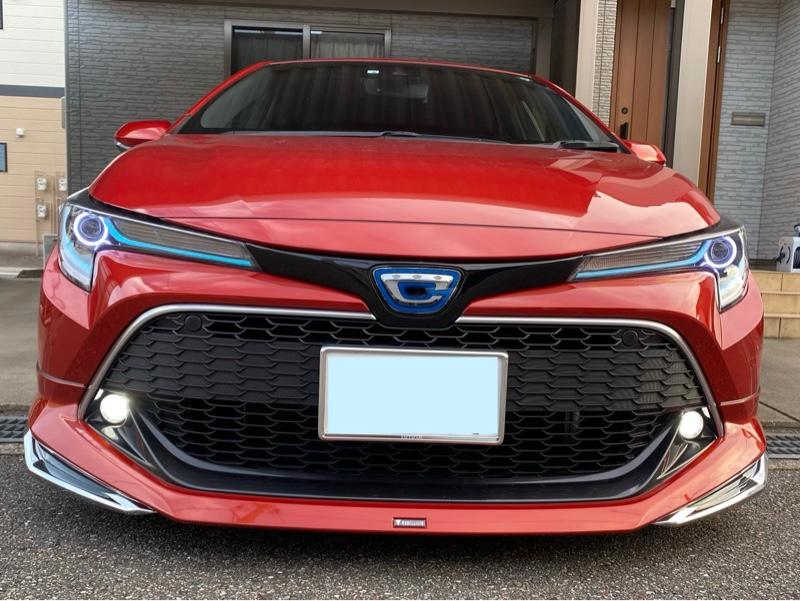 VELENO トヨタ車専用 フォグランプ 純正と交換!