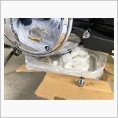 ハーレー エンジンオイル&オイルフィルター交換