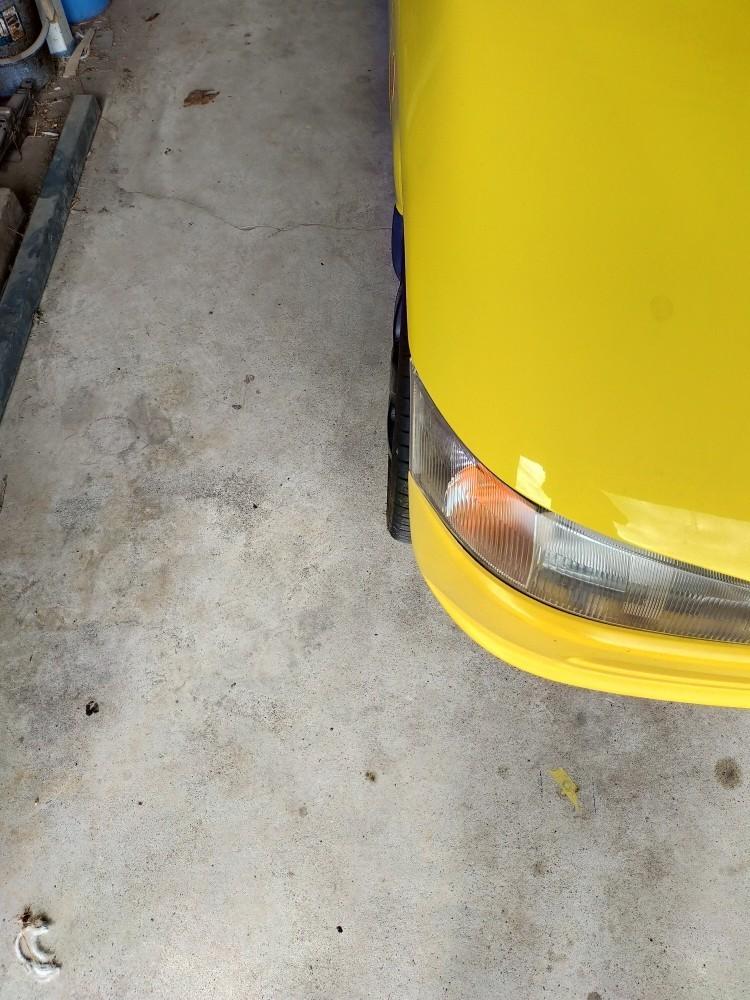 タイヤが、ツライチで上から確認されましたが、無事何事もなく、継続です。