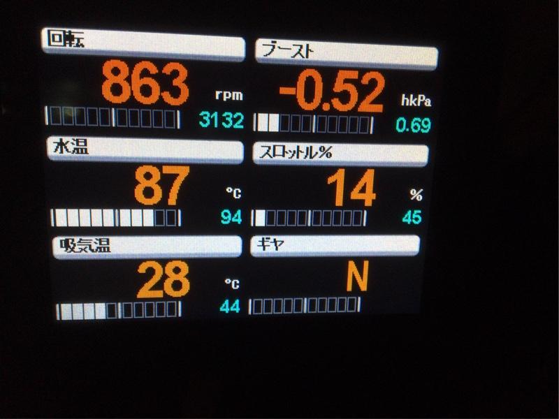 今まで走行中に80度台にはなりませんでした!<br /> 踏んでも直ぐに下がり<br /> 冷却効果アップ⤴️してます<br /> ちなみにシビック辺りと同じ厚みになってますよ〜<br /> ホースやサーモも新品にして<br /> リフレッシュになりました!