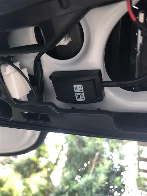 ブレーキ4灯化キット 改良