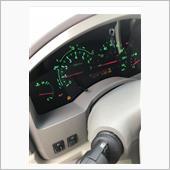 ブレーキのチェックランプ点灯