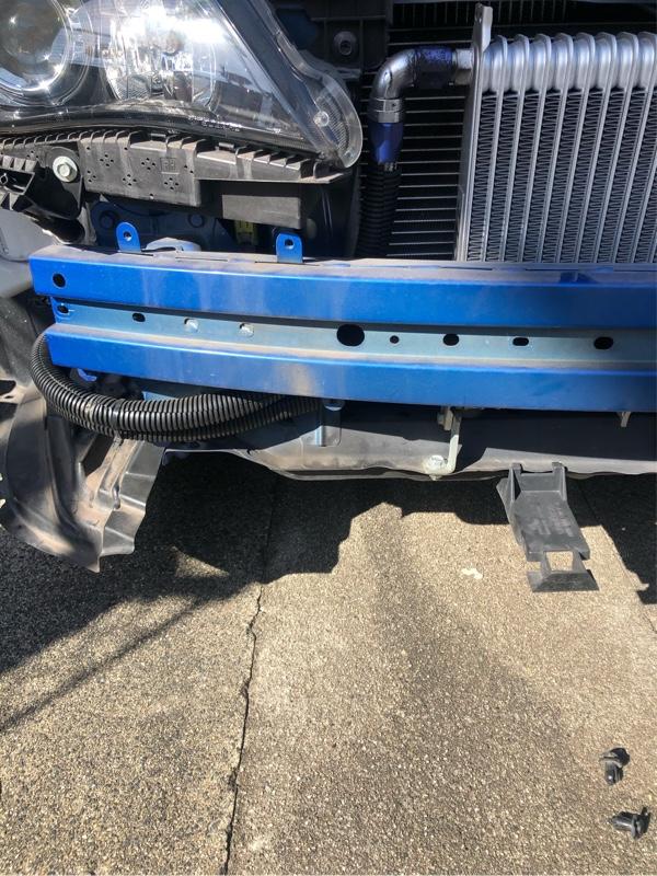 ガレージノブ FFTB取付 軽量化
