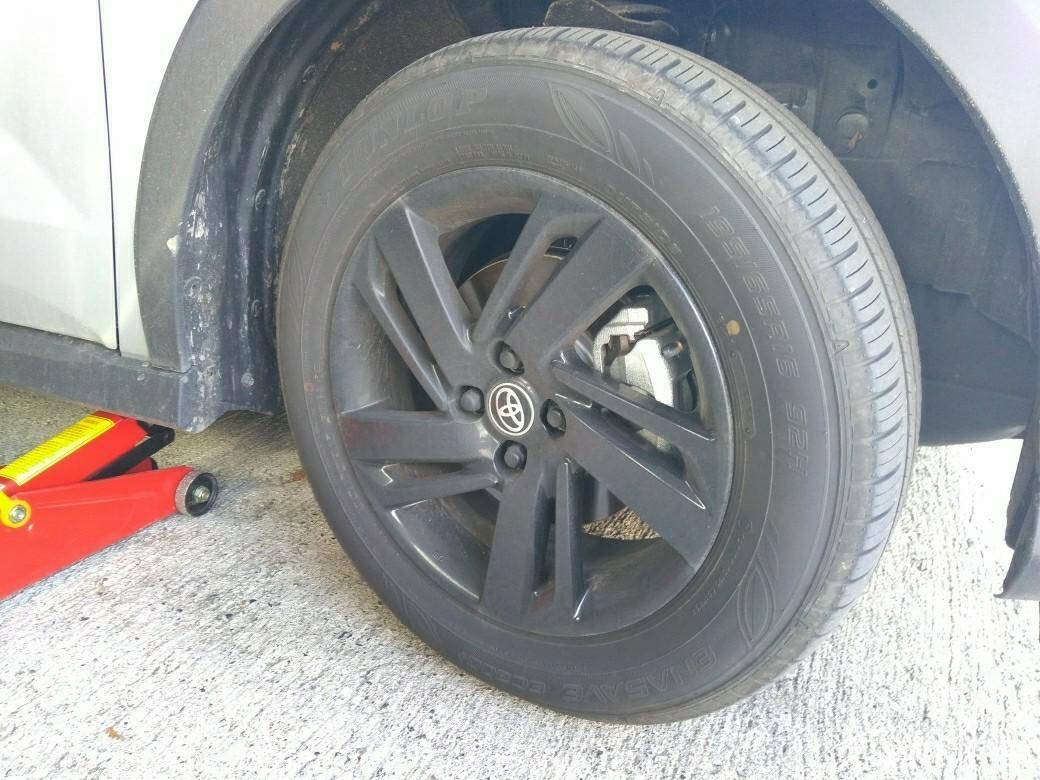 タイヤ ライズ スタッドレス