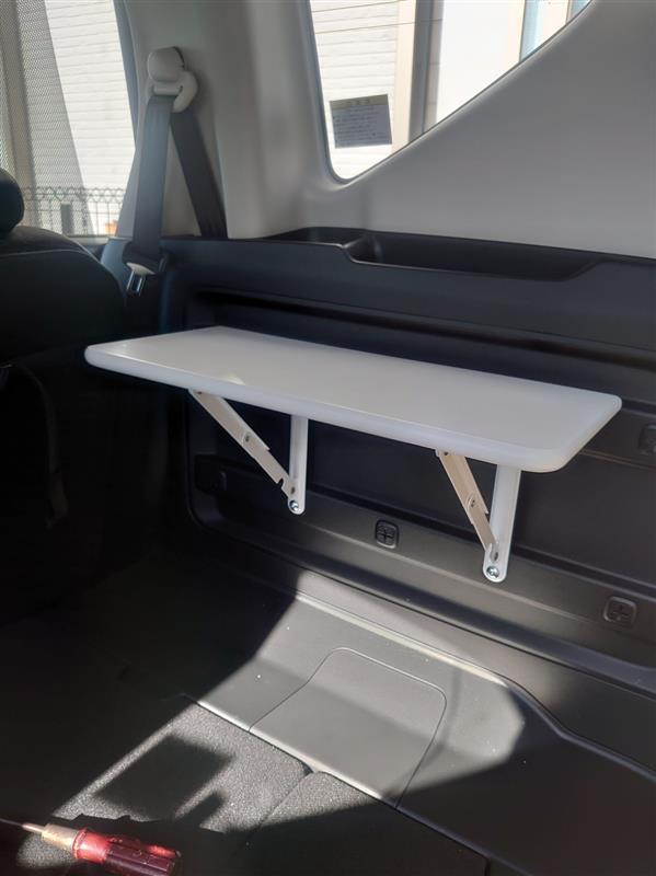 折り畳みテーブル自作
