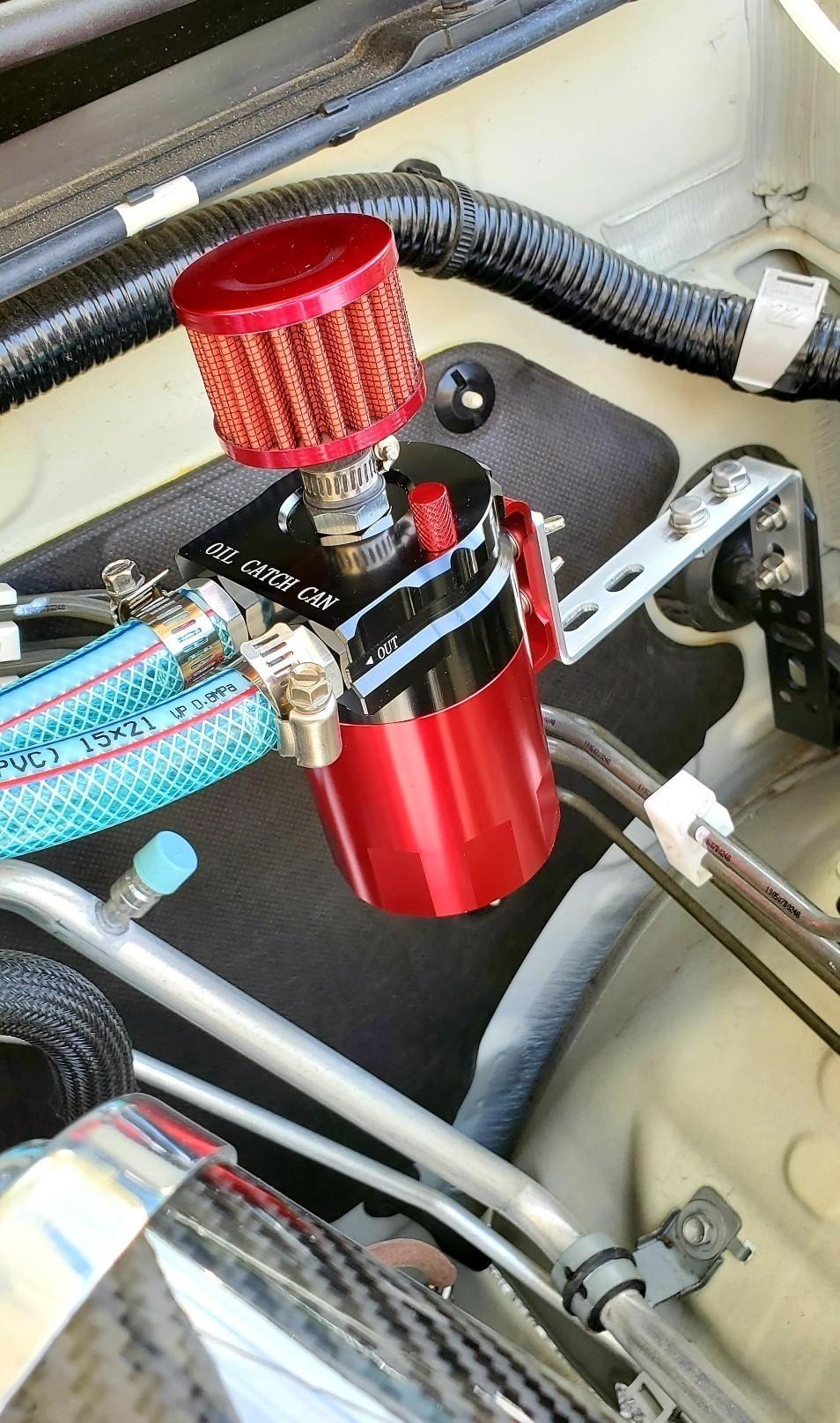 キャッチ タンク 効果 オイル 直噴エンジンのカーボン堆積問題対処編(オイルキャッチタンク)