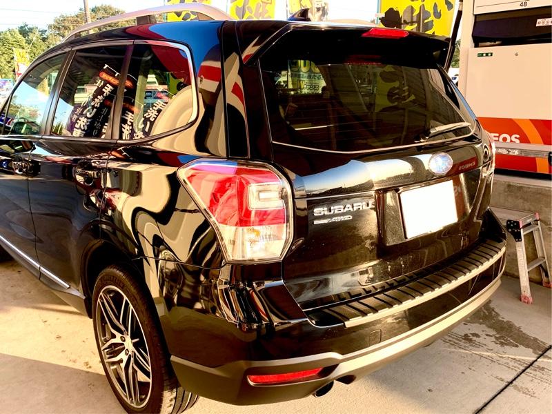 ENEOS  手洗い洗車 184143km