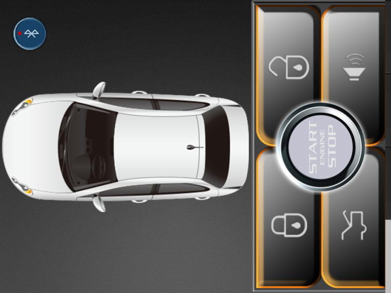 Bluetooth式のハンズフリーシステムのアプリバージョンアップ
