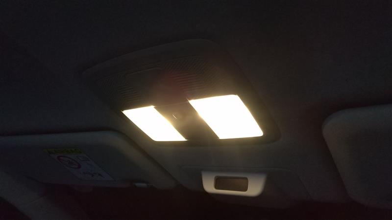 フロントパーソナルランプ LED化