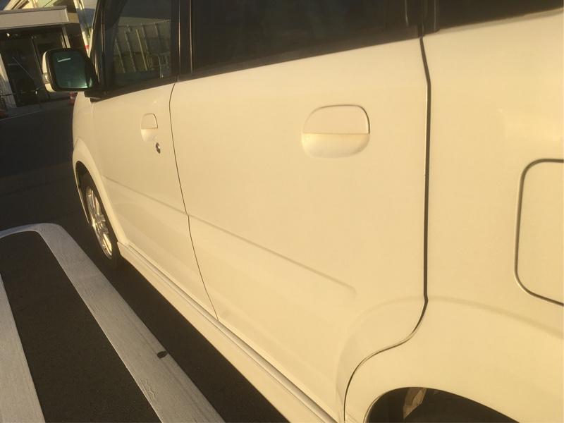 時短洗車➕普段しないホイール掃除