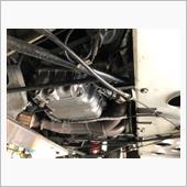 慣らし後のエンジンオイルをショップ交換<br />