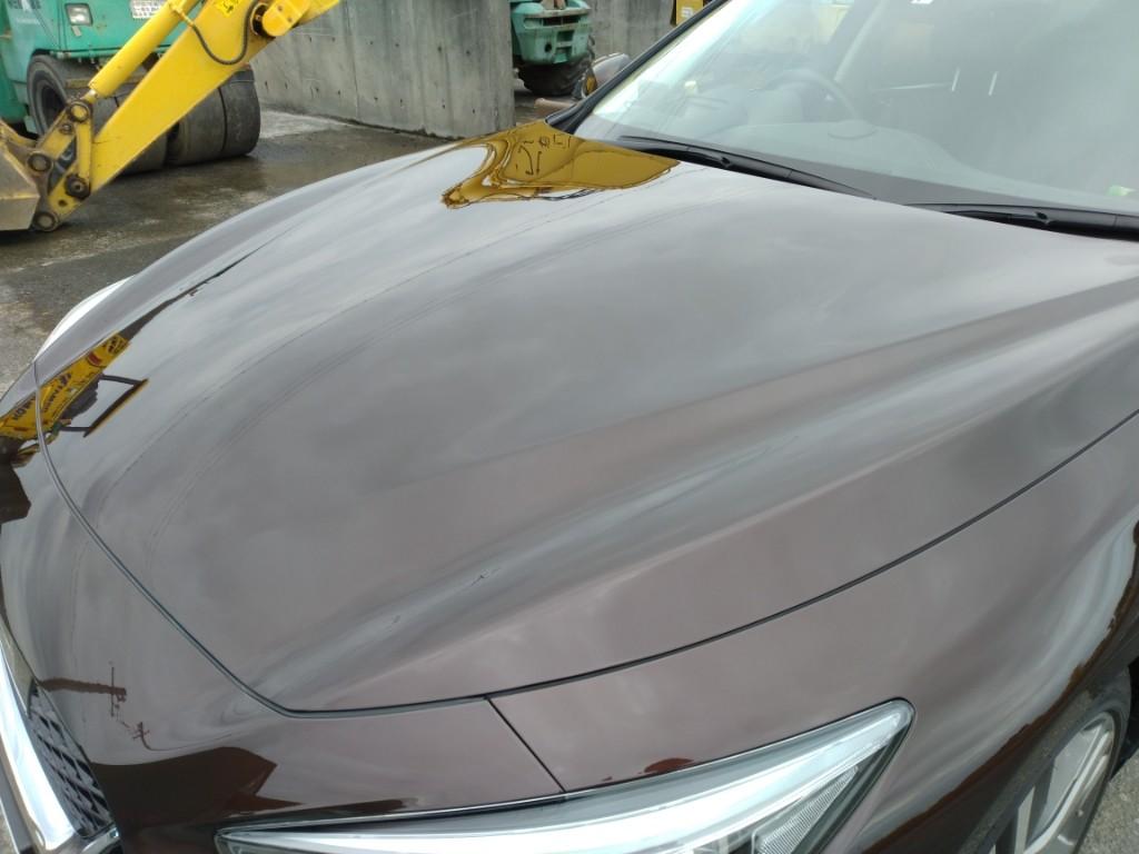 洗車してみた