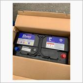 今回バッテリーは「ディバイン」製を購入(^_−)−☆