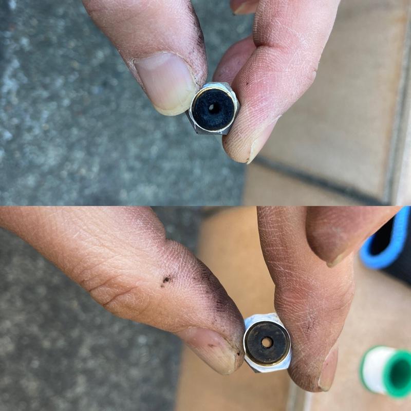 【備忘録】吸気圧センサー清掃w