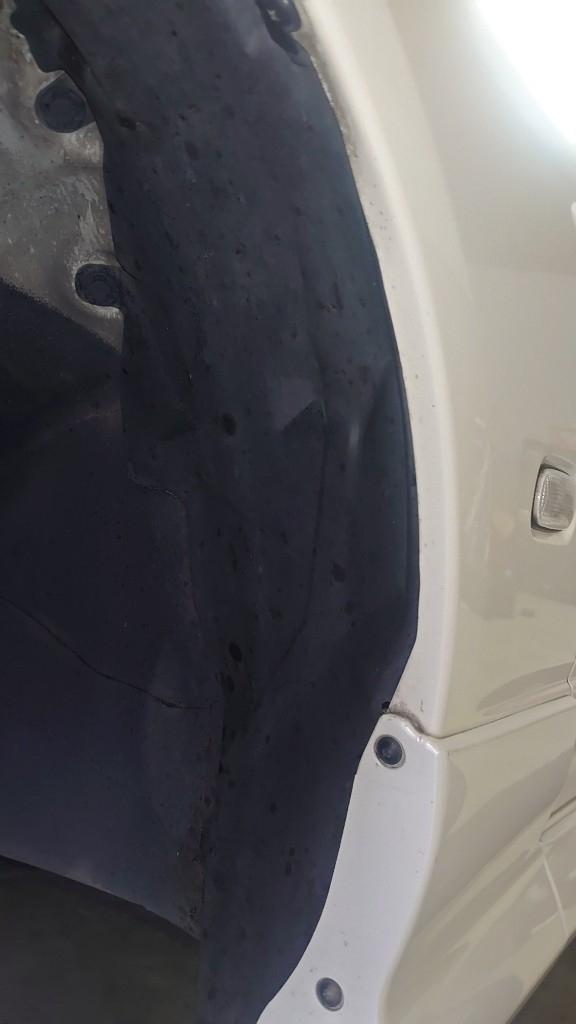 それなりに細かいところの洗車