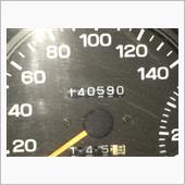交換時の距離140590也<br /> 始動が良くなりました。
