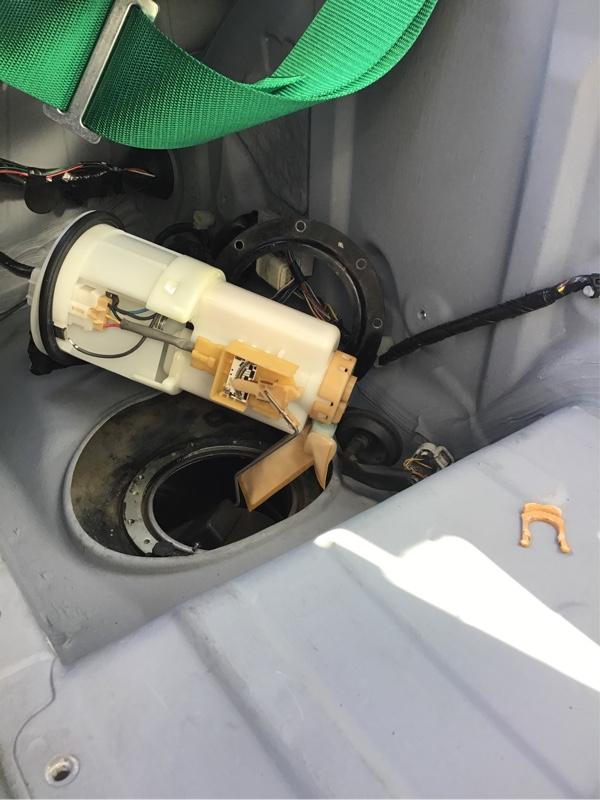 燃料計の表示異常