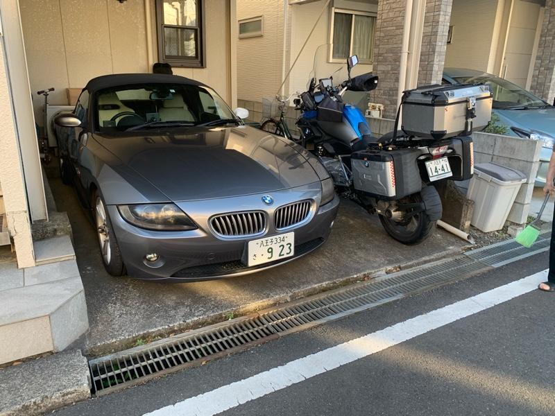 二回目の車検 79032キロ