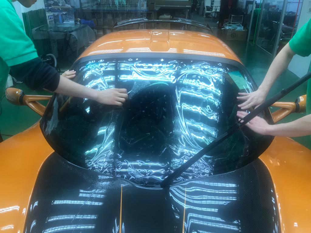 Madico Windshield Protection Film