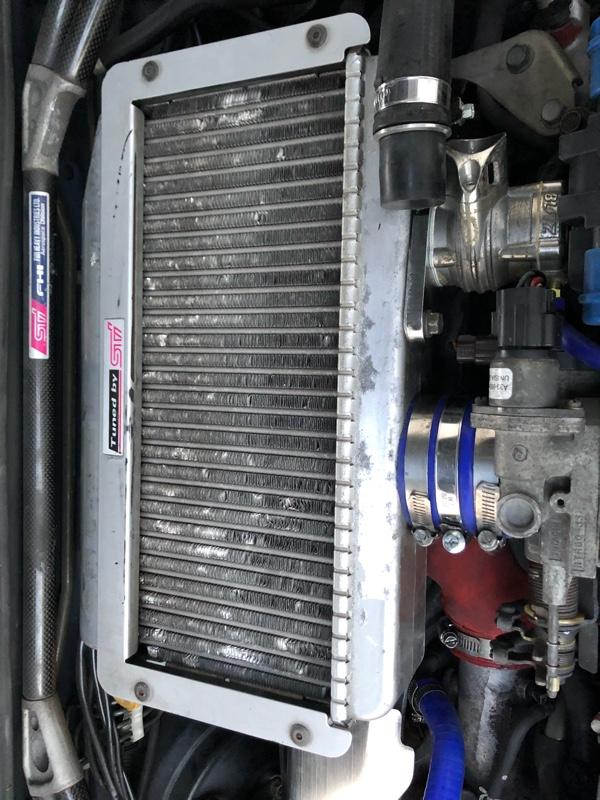 純正IC 低圧損加工済み 交換 246536km