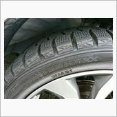 タイヤはDUNLOP WINTERMAXX WM01<br /> 165/55R15<br /> 2016年26週製造の中古品