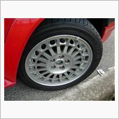 Lancia Delta EVOI純正ホイール(7.5J-15)